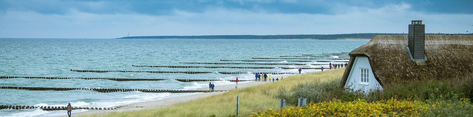 Ferienhäuser an der Ostsee vermieten